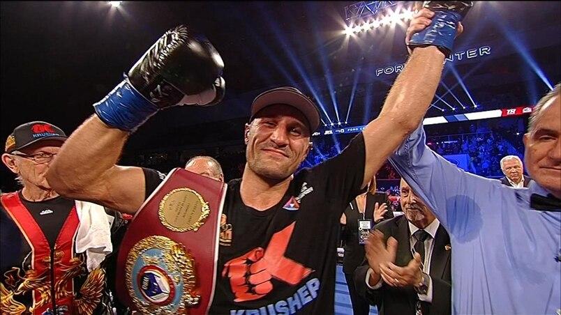 Kovalev reprend sa ceinture à Alvarez!