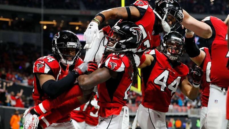 Les Falcons en éliminatoires