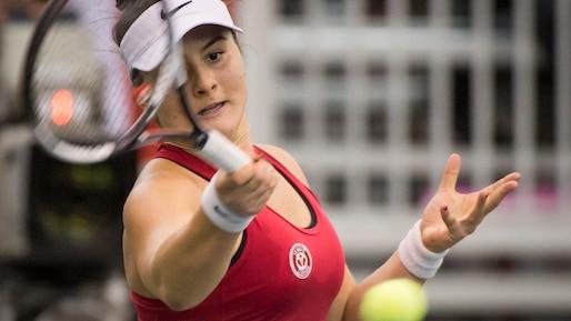 Roland-Garros: Bianca Vanessa Andreescu et Carson Branstine en finale
