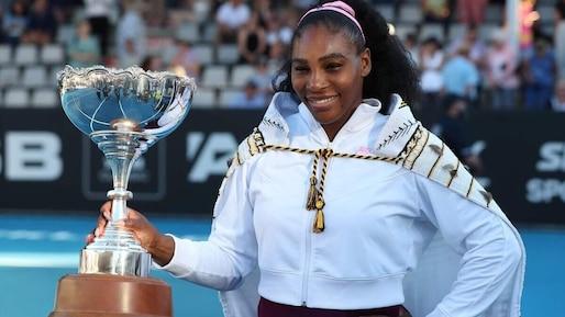 Serena Williams met fin à près de 3 ans de disette