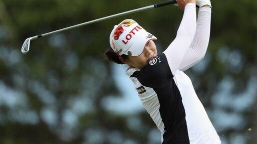 LPGA: domination coréenne à Hawaï