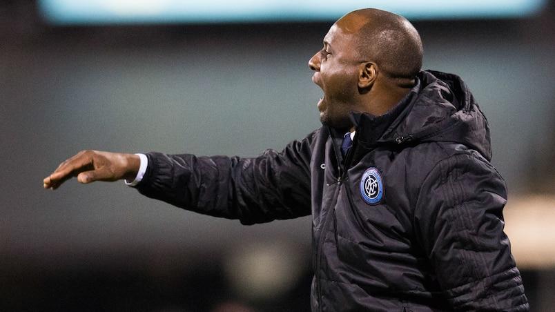 New York City FC: Vieira vise le titre