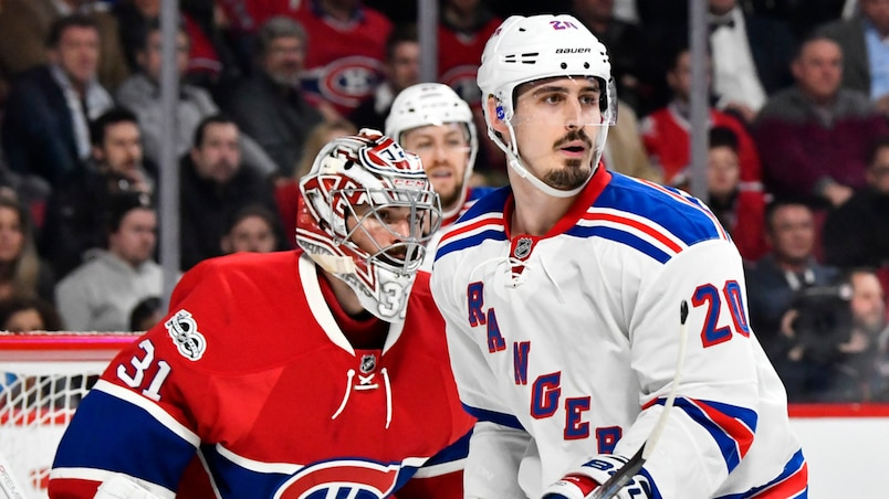 Un message pour Chris Kreider