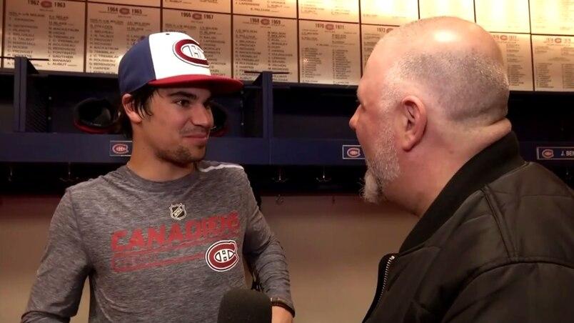 «Avant le karting, c'était le hockey»