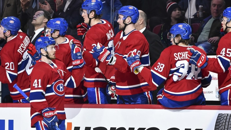 Canadiens: «On s'attend à des gestes concrets»