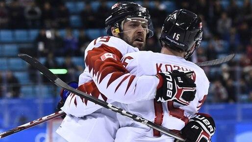 Olympiques: le Canada décroche le bronze en hockey masculin