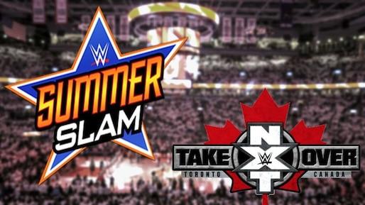 Cette semaine dans l'univers de la WWE : Toronto vibre au rythme de SummerSlam