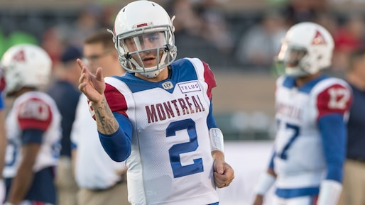 Johnny Manziel rate l'entraînement
