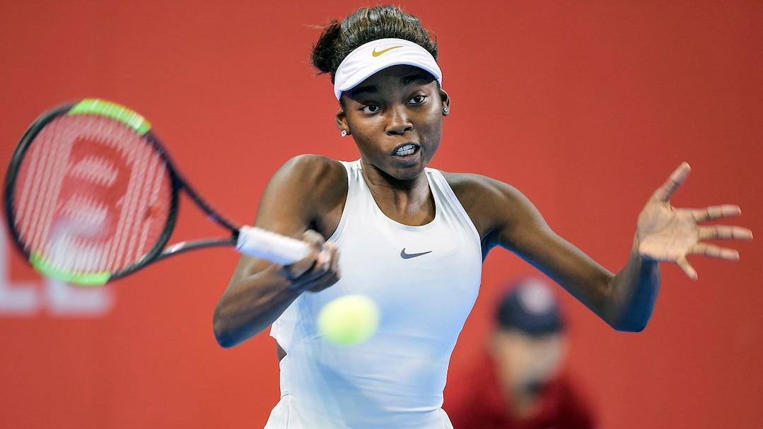 tennis Francoise Abanda