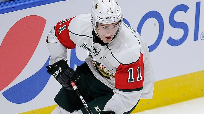 Les Mooseheads sans forcer