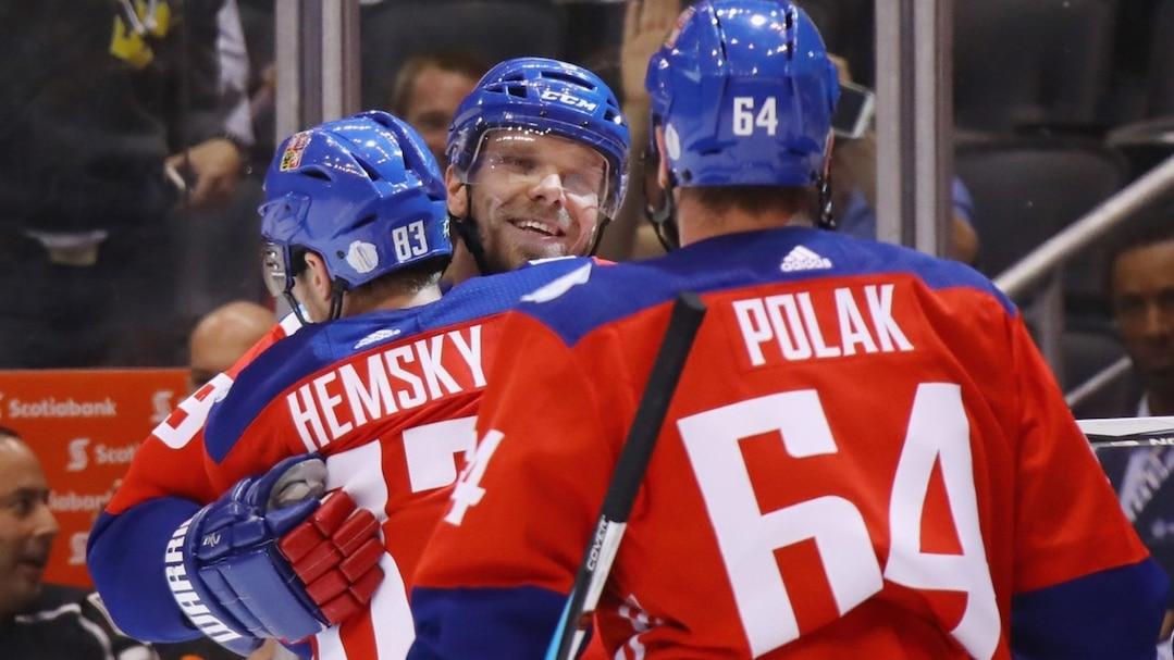 World Cup Of Hockey 2016 - United States v Czech Republic