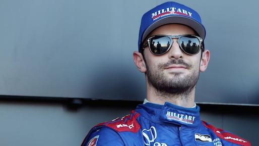 IndyCar : Alexander Rossi prend la tête du classement