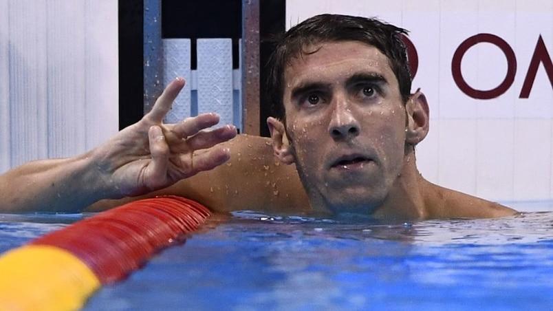 Phelps en or pour une 22e fois