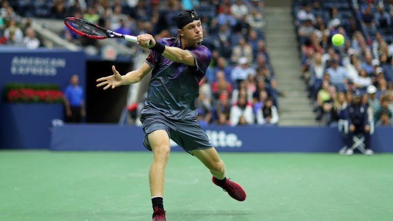 Denis Shapovalov perce le top 50 mondial