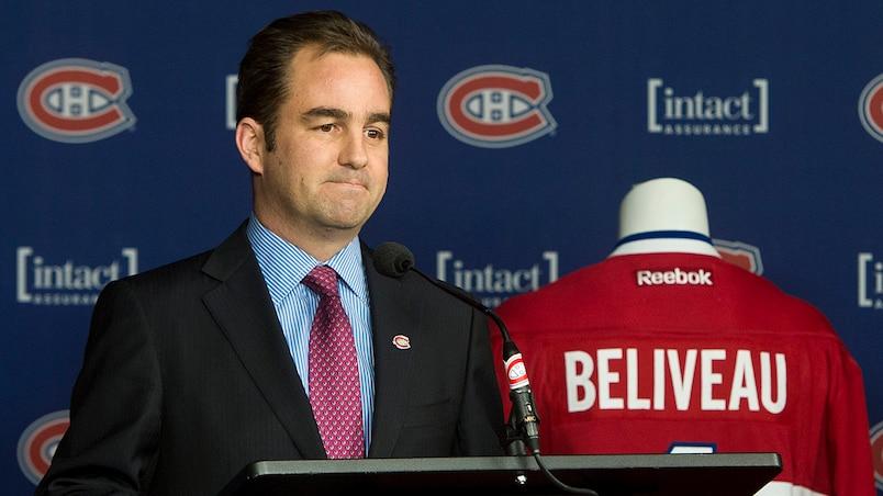 «L'homme de hockey le plus respecté au monde» - Geoff Molson