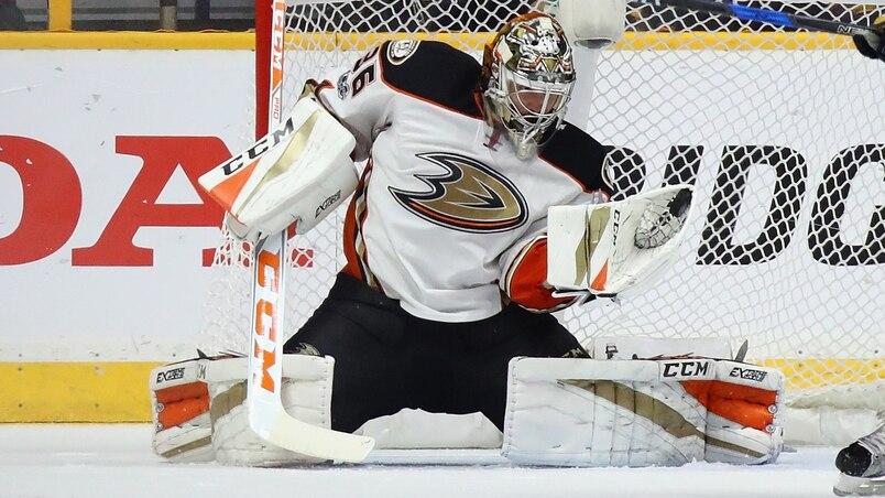 Gibson, la pierre angulaire des Ducks