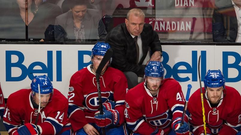 Canadiens c Flames