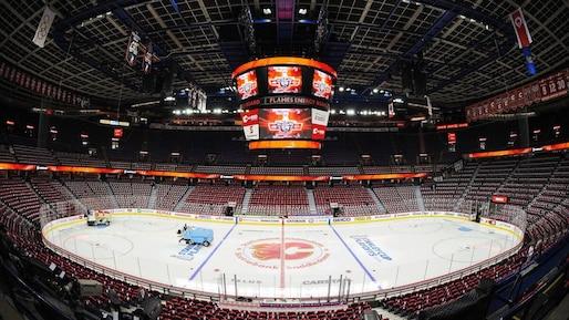 Nouvel aréna à Calgary: un pas dans la bonne direction