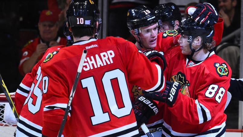 NHL: Philadelphia Flyers at Chicago Blackhawks