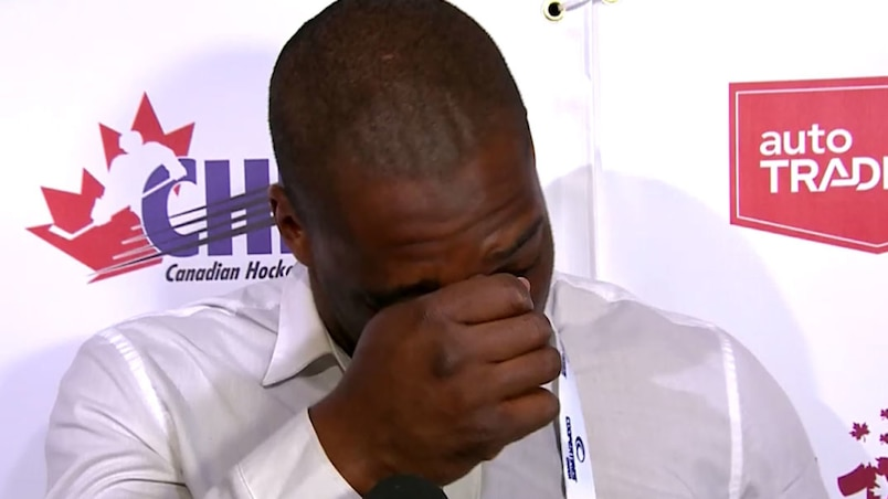 Bokondji Imama ému aux larmes