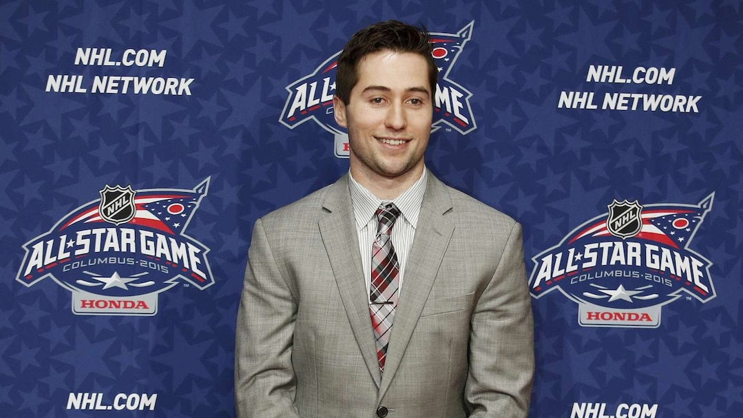 2015 NHL All-Star Weekend - Red Carpet