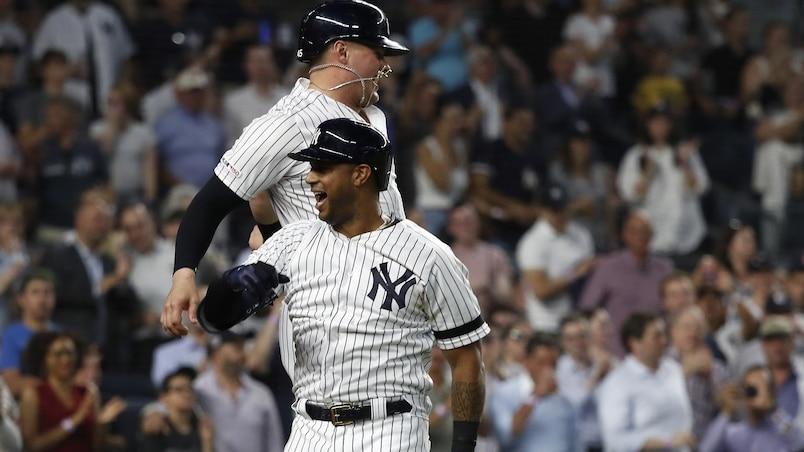 Les Yankees égalent un record contre les Jays