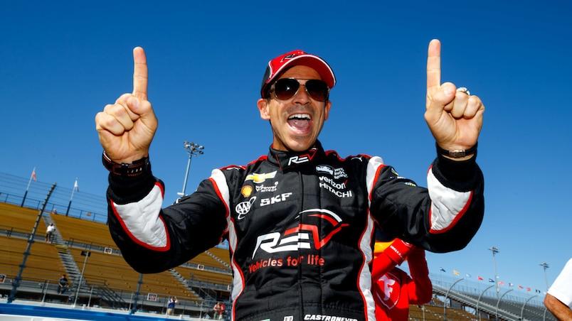 IndyCar: Phoenix Grand Prix-Qualifying