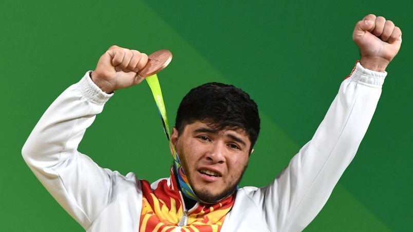 Un premier médaillé testé positif à Rio
