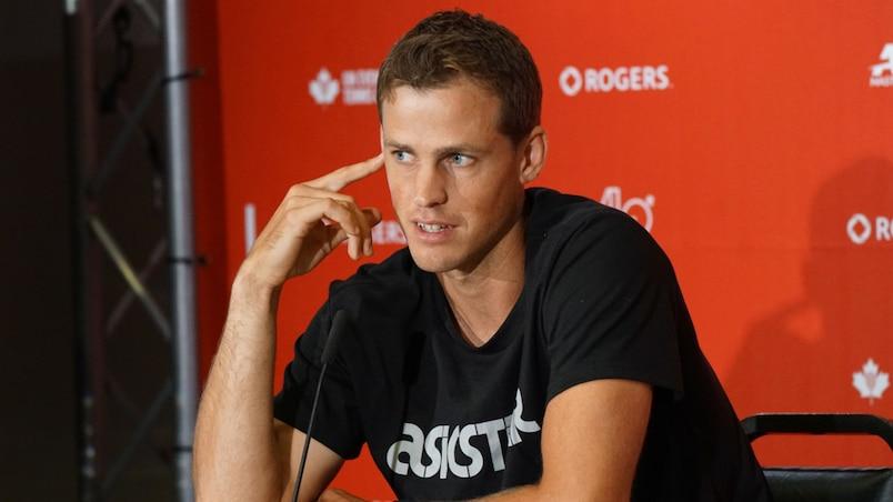 SPO-Entrevue avec Vasek Pospisil á la Coupe Rogers