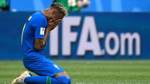 Le Brésil élimine le Costa Rica
