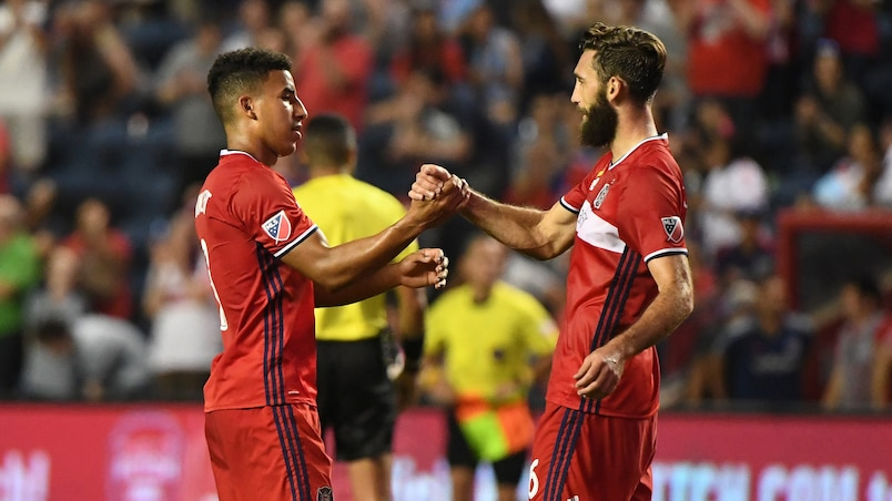 Le Fire domine le DC United