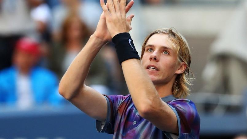 Denis Shapovalov: un «mélange de Nadal et Federer»
