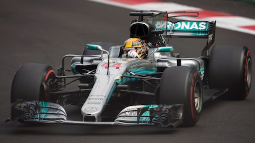 Formula One - Mexican F1 Grand Prix 2017