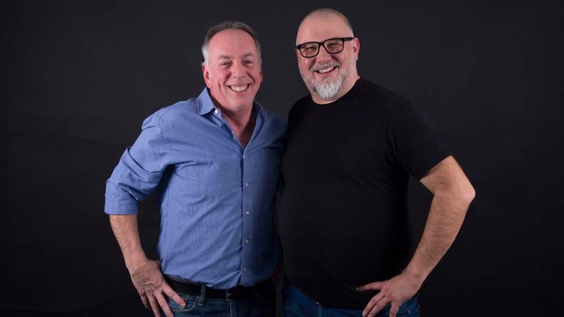 Jean-Charles Lajoie à QUB radio tous les matins avec Benoit Dutrizac