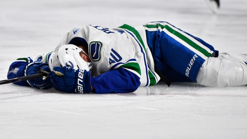 Canucks c. Canadiens