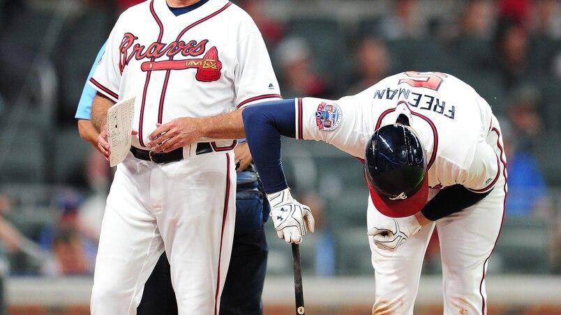 Lourde perte pour les Braves