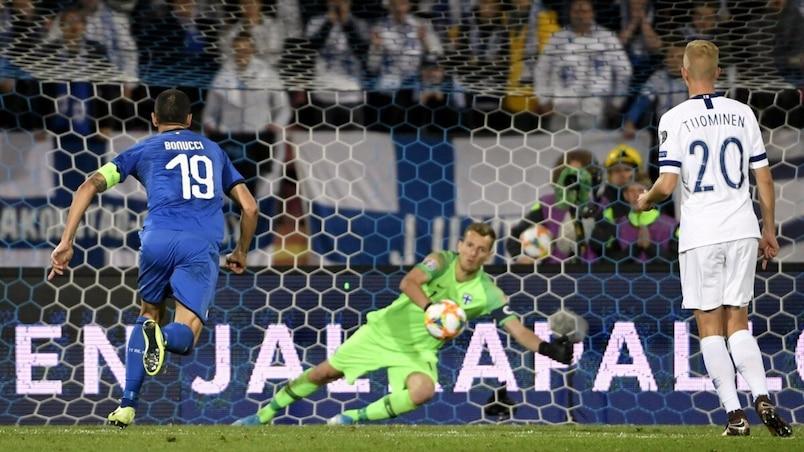 Euro 2020: l'Italie y est presque