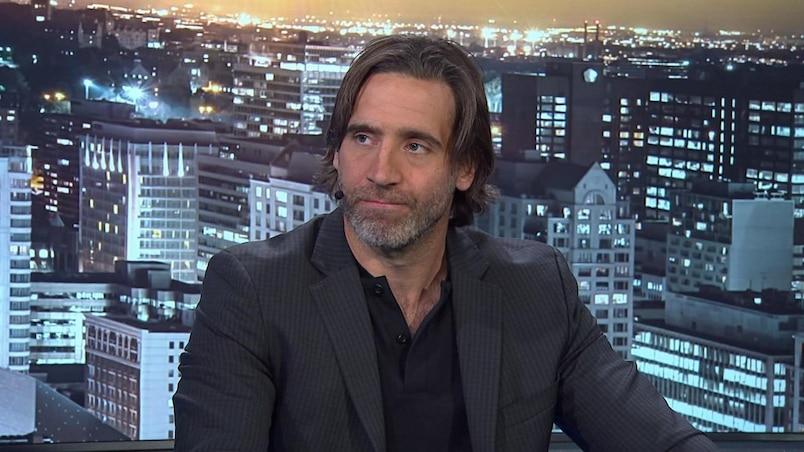 Maxime Talbot triste pour Marchand