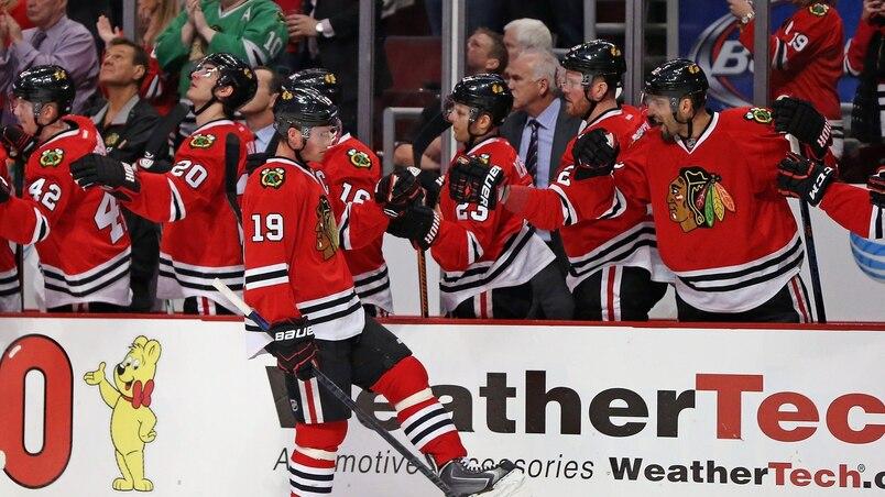 Les Hawks gagnent le match, mais perdent Kane