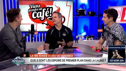 Canadiens: «bien intéressés» par un défenseur gaucher québécois