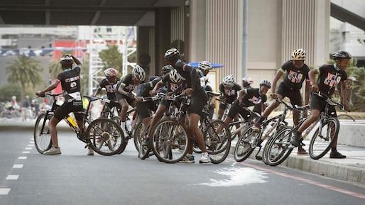 Une importante course cycliste annulée à cause de vents violents