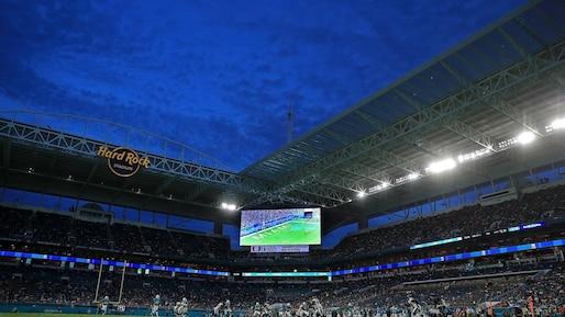 NFL: le match entre les Dolphins et les Buccaneers reporté