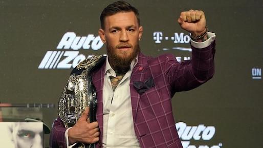 Conor McGregor visé par une nouvelle accusation d'agression sexuelle