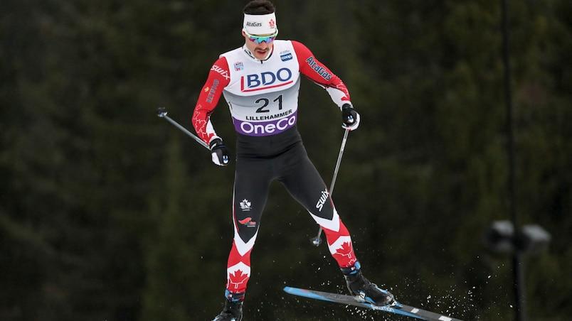 Tour de Ski: Alex Harvey écarté du top 10 lors du 15 km