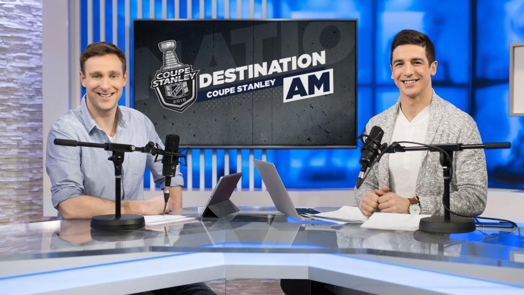 Deux nouvelles émissions à TVA Sports cet automne - TVA Sports