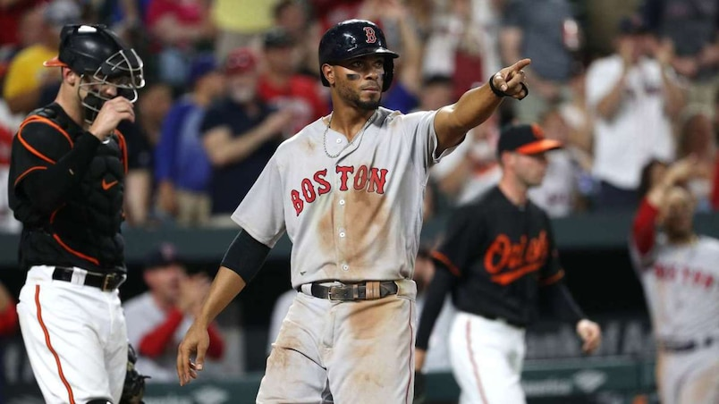 SPO-BBO-BBA-BOSTON-RED-SOX-V-BALTIMORE-ORIOLES