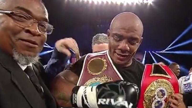 Deux autres ceintures pour Rivas