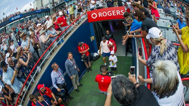 La Coupe Rogers a enregistré un record d'assistance cette année