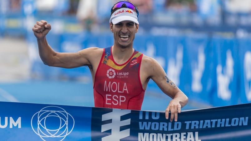 Mario Mola