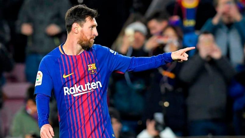 Le fisc enquête sur d'éventuels salaires déguisés du Barça à Messi
